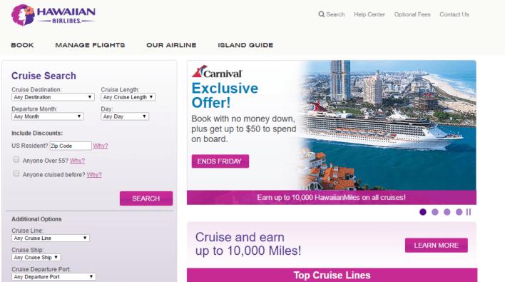 hawaiian airlines hawaiian cruises