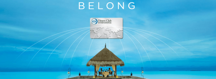 hilton hhonors diners club international