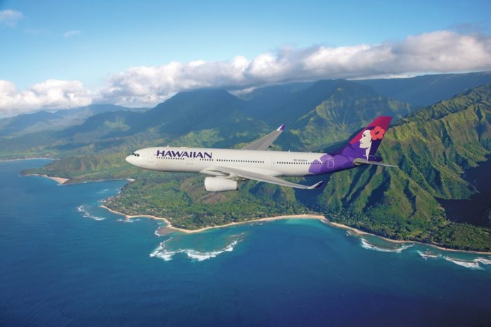 fly hawaiian airlines using virgin atlantic miles