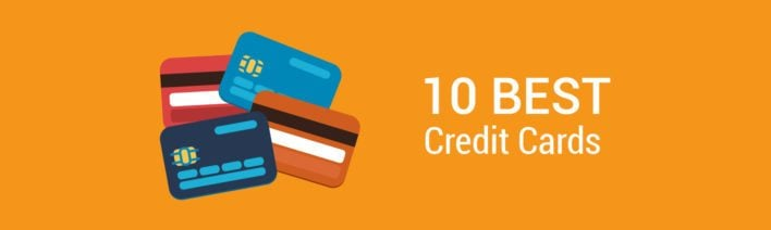 10 Best Credit Cards