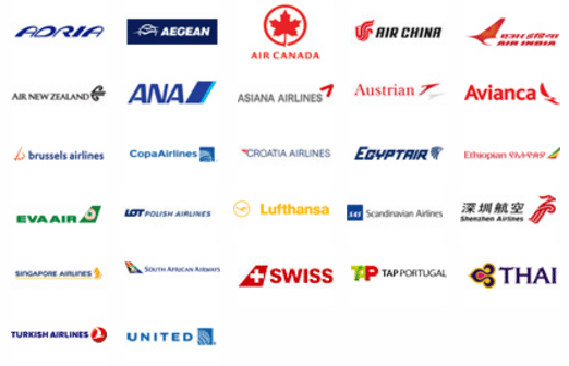 Air Canada Aeroplan Star Alliance