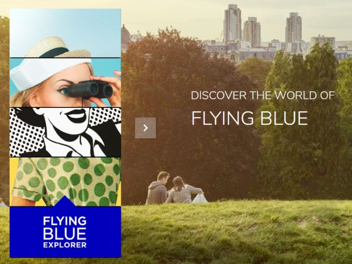 Discover the World of Flying Blue