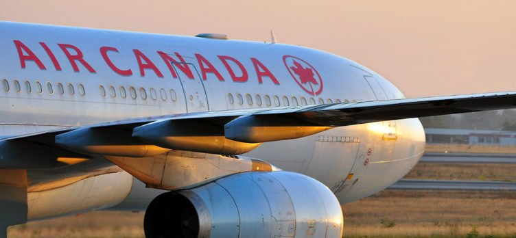 Earn Air Canada Aeroplan Miles