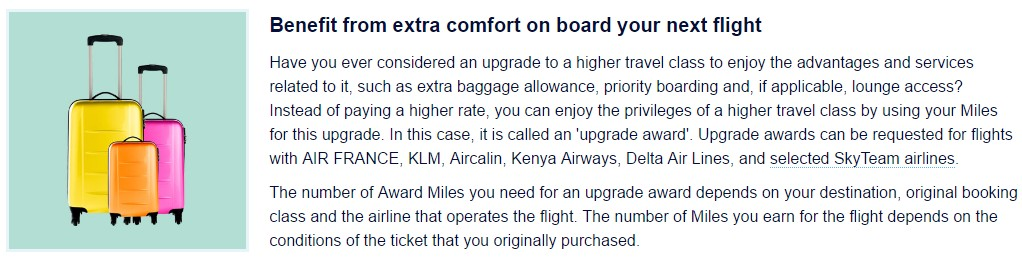 17 Best Ways To Redeem Flying Blue Miles Air France