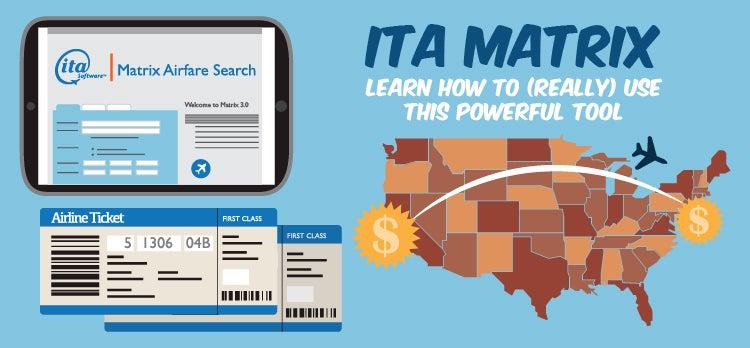 Google ITA Matrix Search Tool - Pro Tips & Tricks [2019]