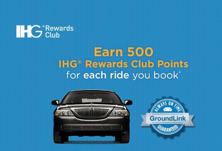 IHG Rewards Club GroundLink