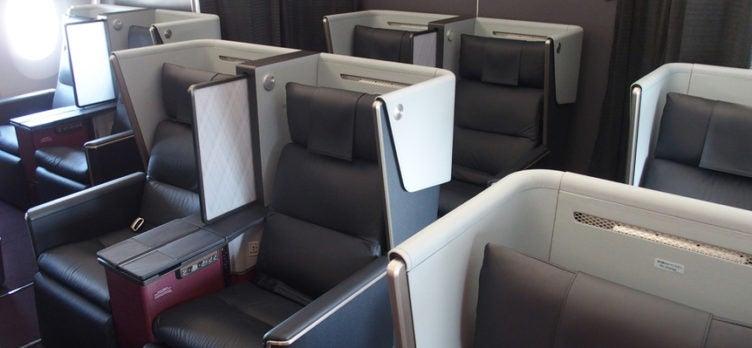 JAL A350 First Class