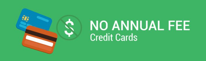 No Annual Fee Credit Cards
