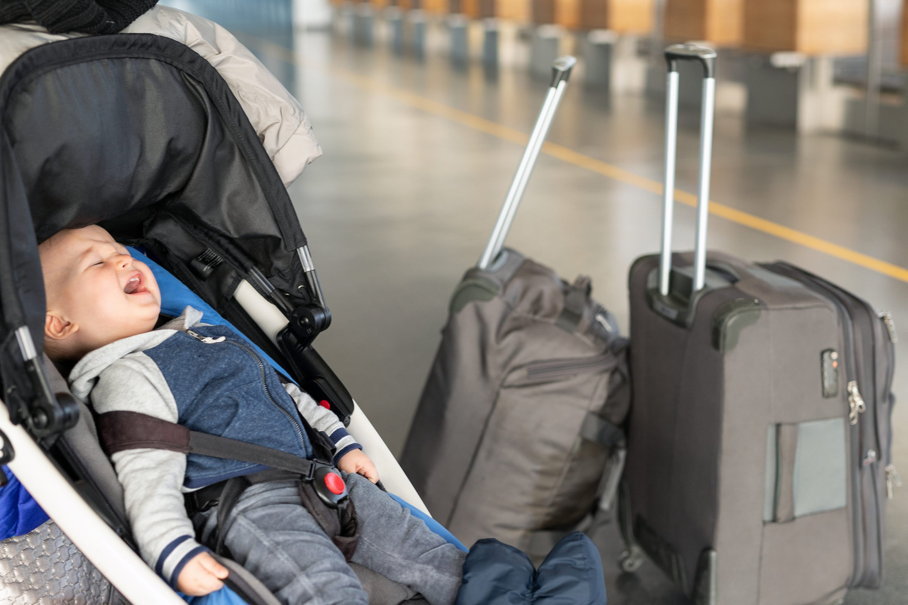 Flying With Children The Ultimate Guide To Less Stressful Flights 2021