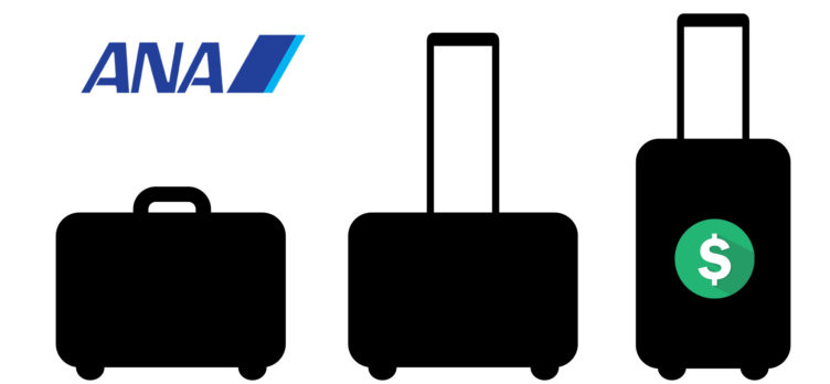 ANA baggage fees