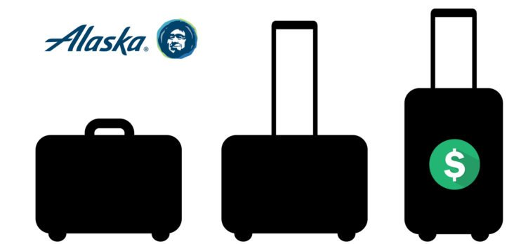 Alaska Airlines baggage fees