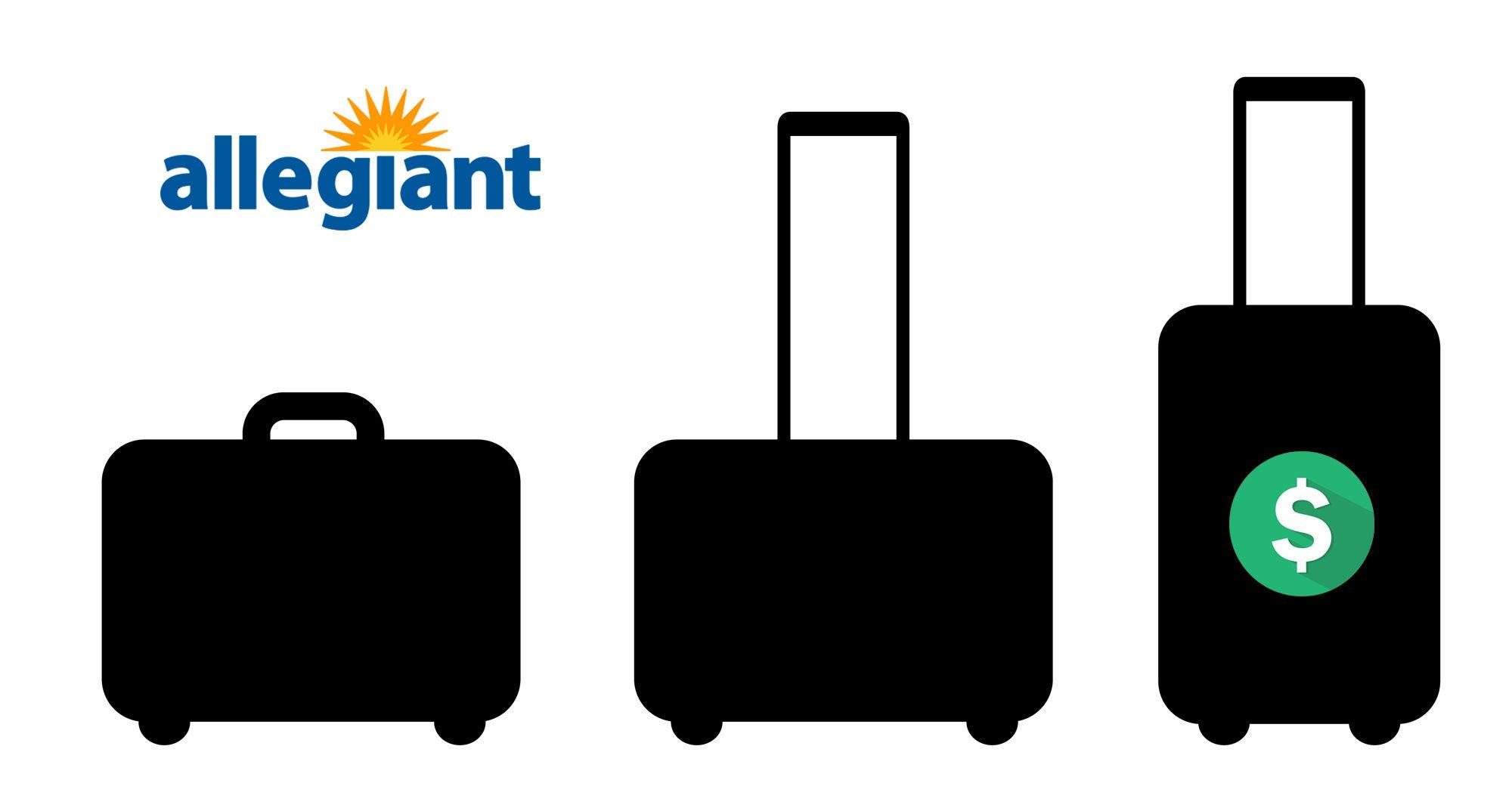 Allegiant Air Baggage Fees \u0026 Policy [2020 Update]