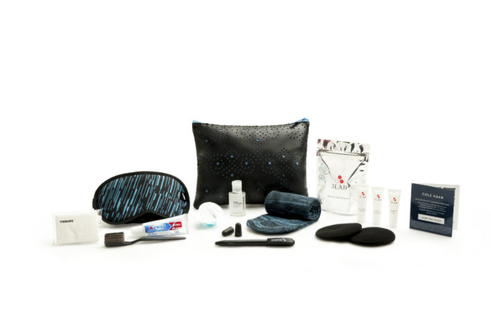 American Airlines Amenity Kit