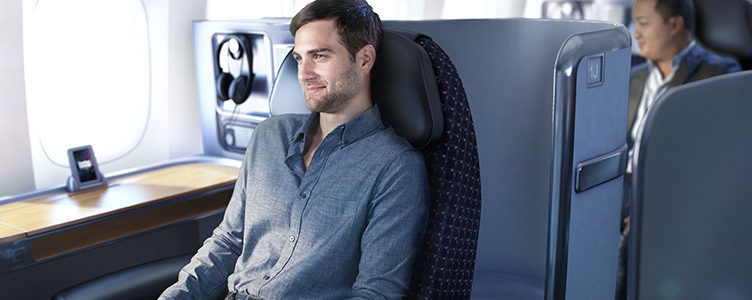 American Airlines First Class 777-300ER