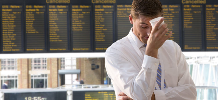 Canceled Delayed Flight Board