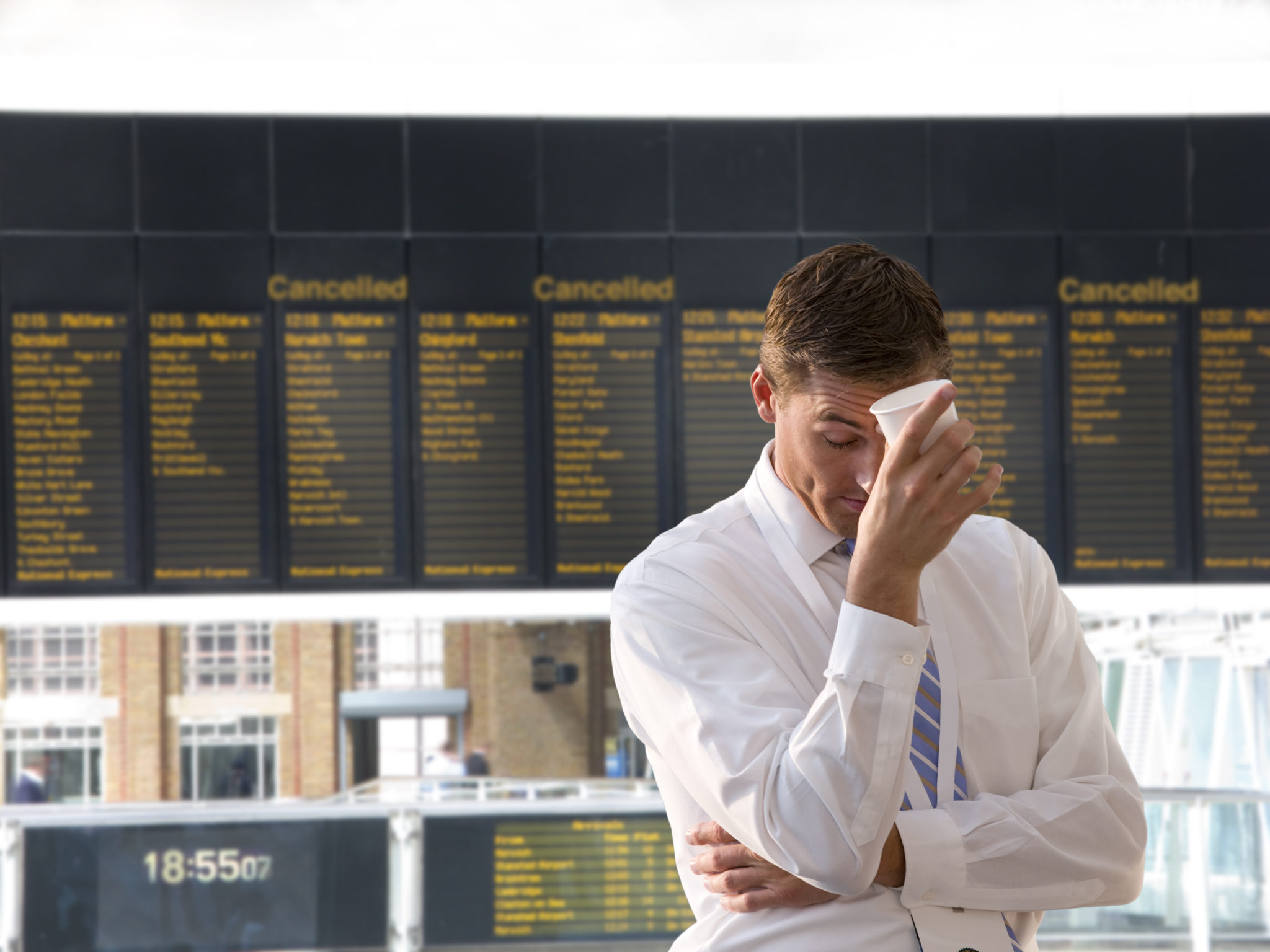 How to Get Compensation When Your Flight Is Dela [or Canceled] Why Was Off The Map Cancelled on