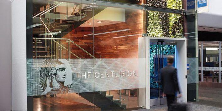 Centurion Lounge SFO