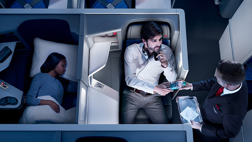 delta one suites are now bookable on a350