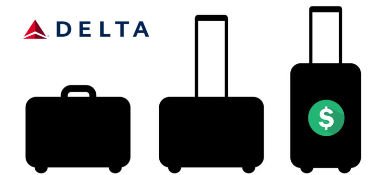 Delta baggage fees