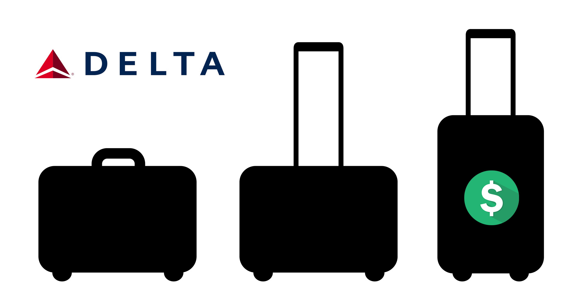 Delta Air Lines Baggage Fees Amp Tips To Cover The Expenses