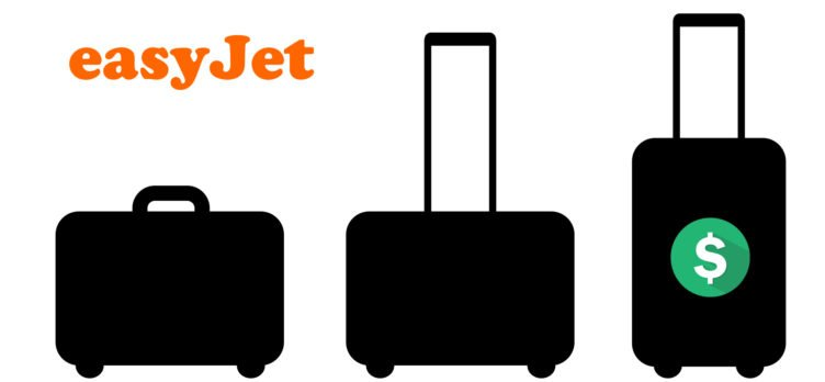 Easy Jet baggage fees