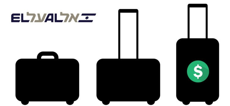 El Al baggage fees