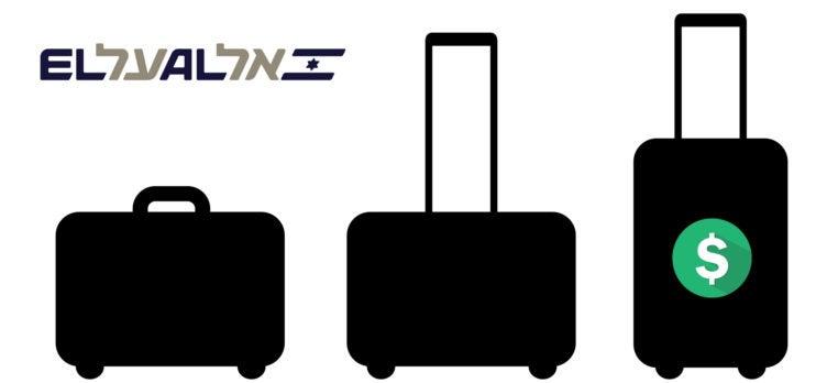 El Al baggage fees