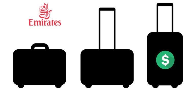 Emirates baggage fees