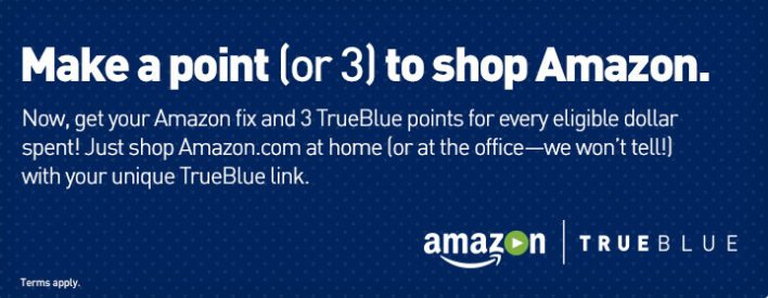 JetBlue TrueBlue Amazon