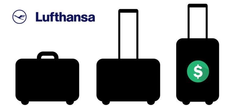 Lufthansa baggage fees