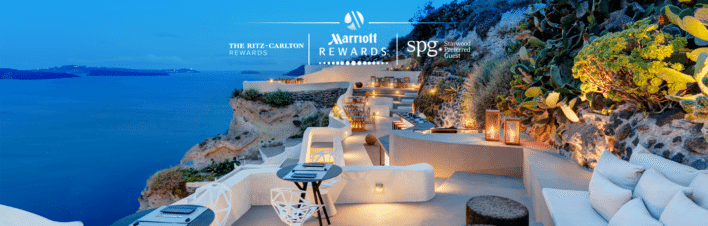 Marriott Rewards and SPG link