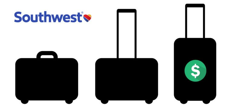 Southwest baggage fees