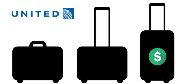United baggage fees