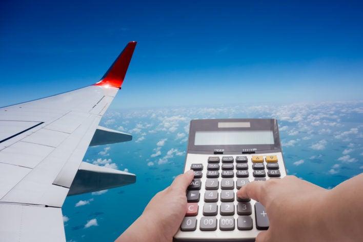 Airline Mileage Program Economics Calculator