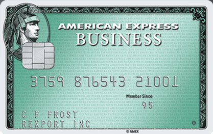 American Express 174 Green Card Review 2019