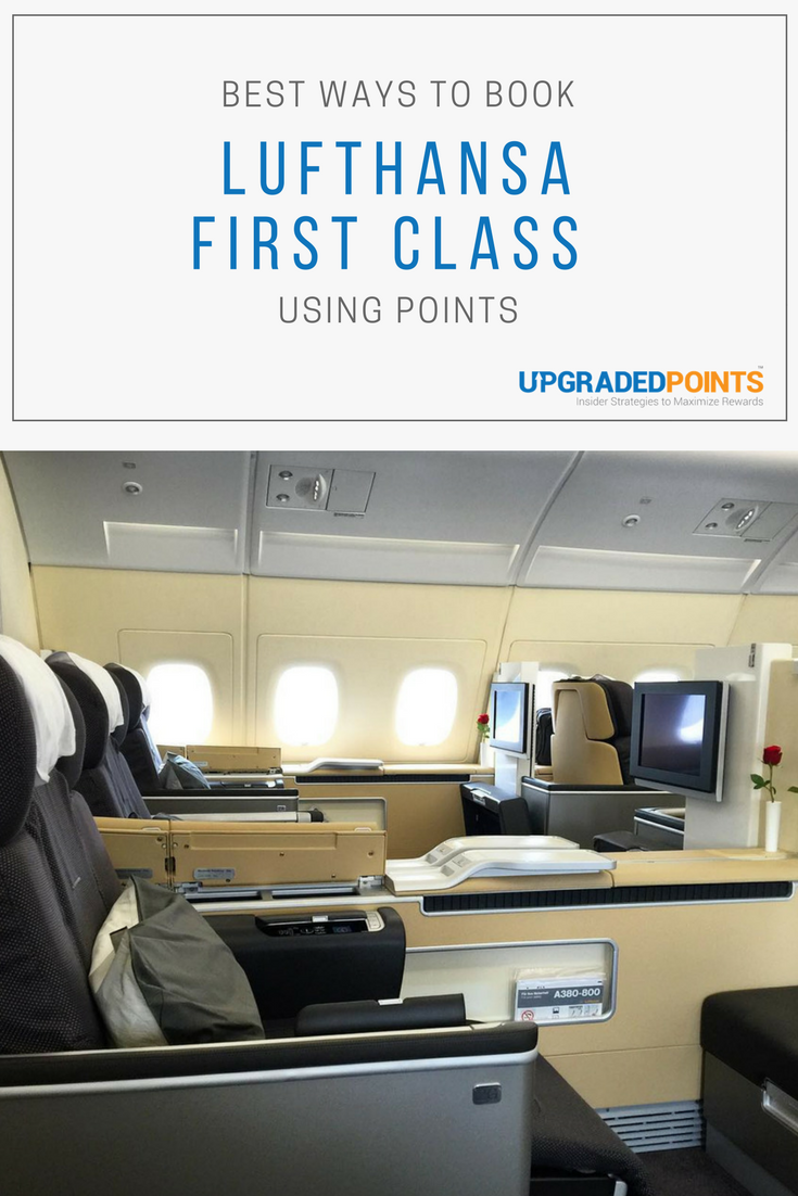 Best Ways to Book Lufthansa First Class Using Points