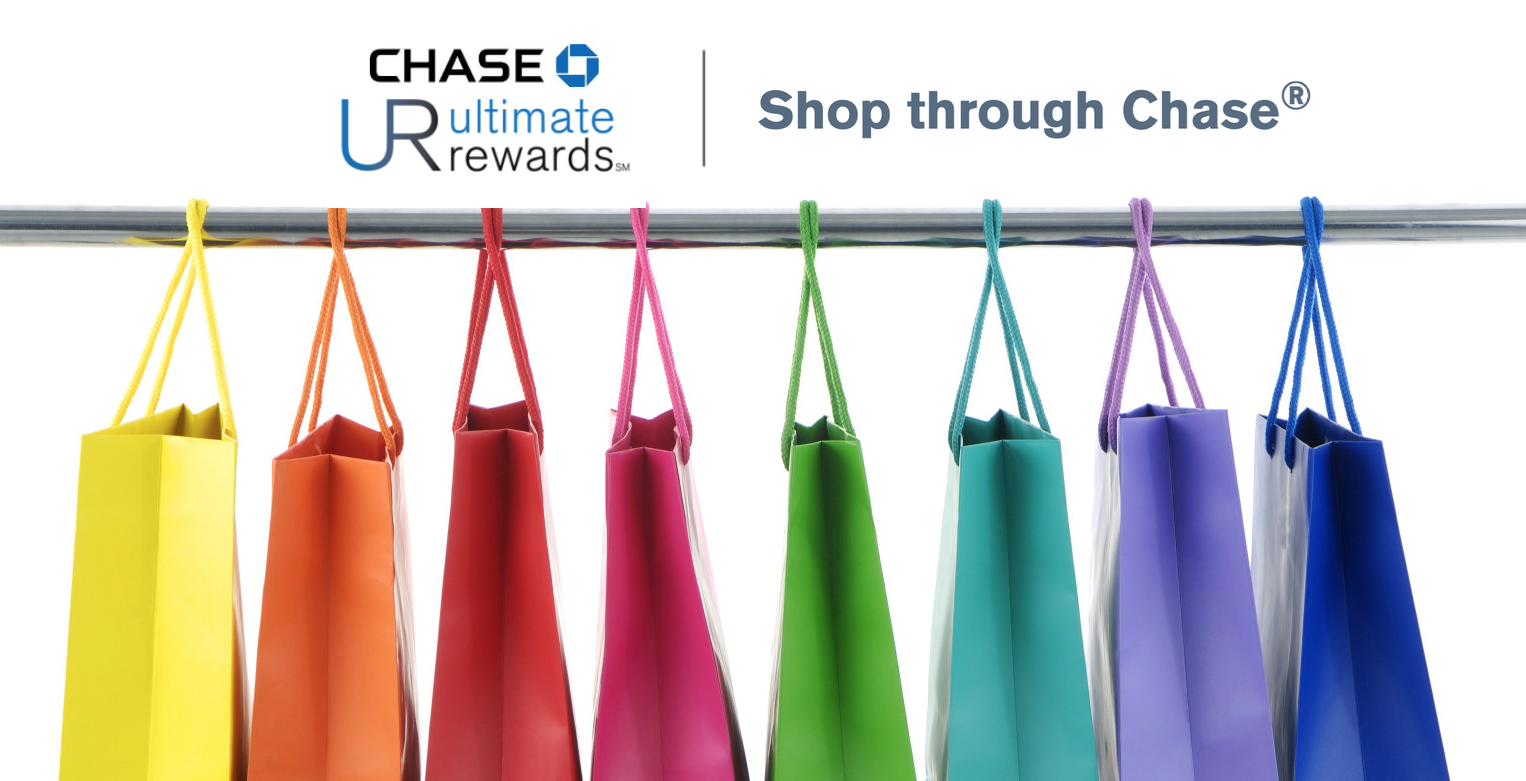 How To Use the Chase Shopping Portal to Earn More Points [2019]
