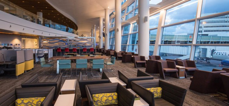 Delta Sky Club Lounges