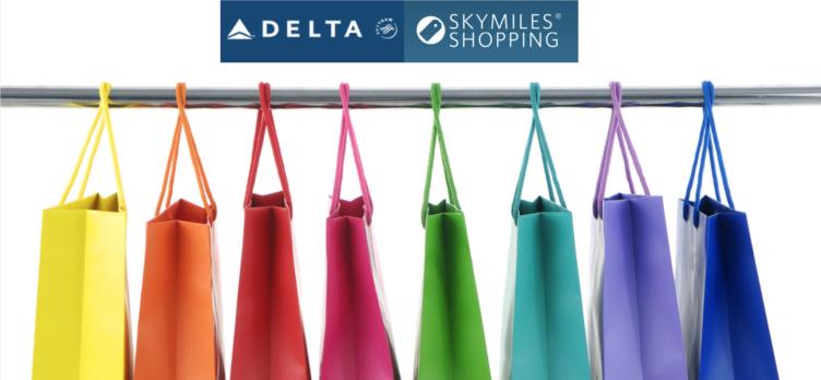 Delta SkyMiles Shopping Portal