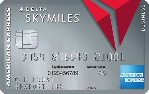 amex platinum delta skymiles business card review 35k bonus - Amex Business Card