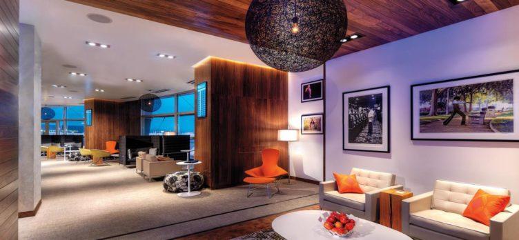 The Centurion Lounge (LAS)