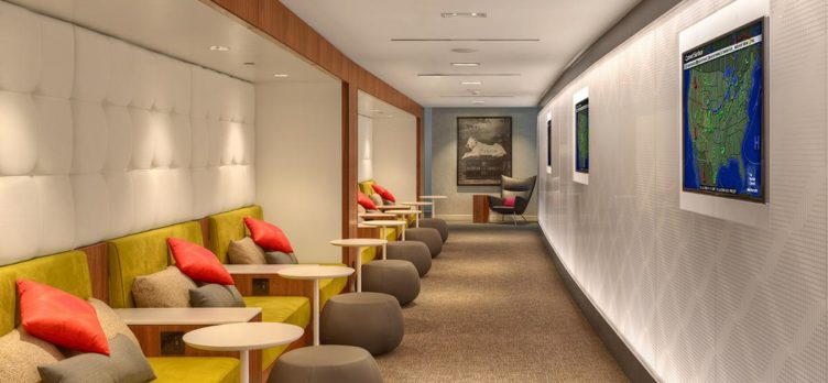 The Centurion Lounge (LGA)