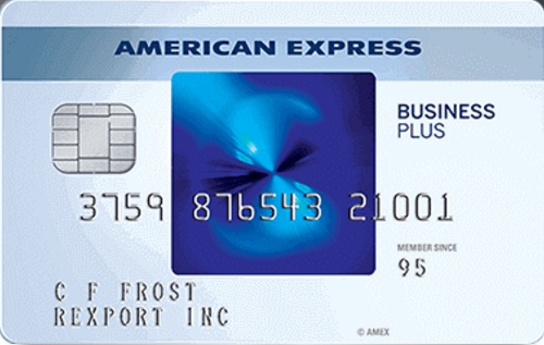 The Blue Business® Plus Credit Card from American Express – Review