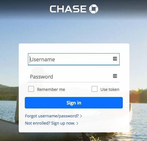 chase ultimate rewards shopping login