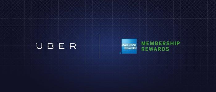Amex Membership Rewards Uber Partnership