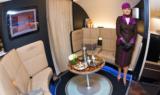 Etihad In-Flight Lounge