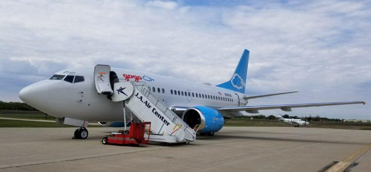 Gogo Test Plane