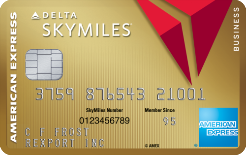 Amex gold delta skymiles business card review 30k bonus gold delta skymiles business credit card from american express colourmoves