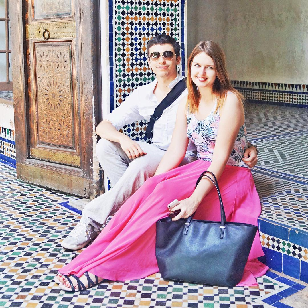 Liza & Pepe in Morocco