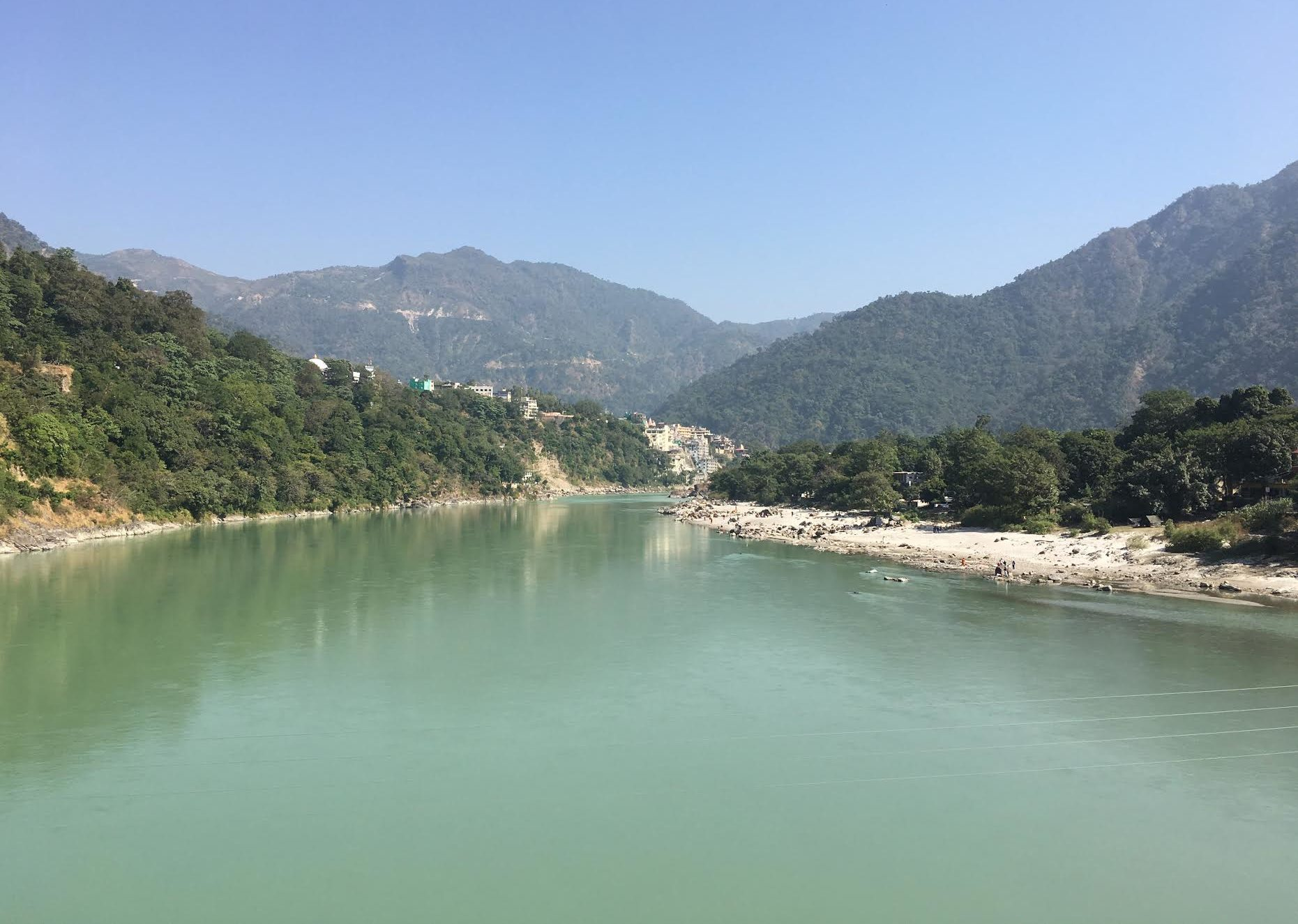 Mother Ganga - Rishikesh